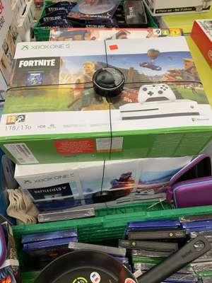 Console Microsoft Xbox One S (1 To) + Fortnite - Lyon (69)