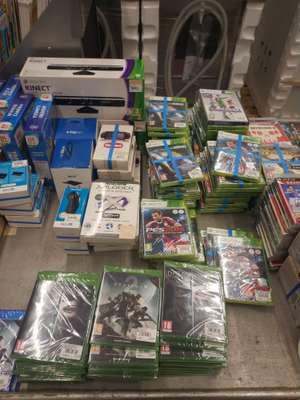 Sélection de jeux Xbox One à Leclerc Dizy (51)