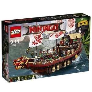 Lego Ninjago 70618 - Le QG des ninjas - Cannes (06)