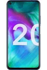 "Smartphone 6.26"" Honor 20 - Kirin 980, 6 Go RAM, 128 Go ROM (via ODR de 50€ - 282,25€ avec le code SOL20DES)"