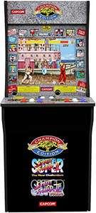 Borne d'Arcade Street Fighter II Arcade1up - 122x48x58 cm