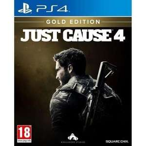 Just Cause 4 Gold Edition sur PS4
