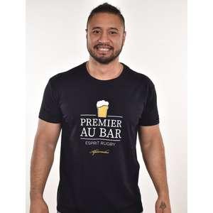 De 40 à 60% de réduction sur une sélection de tee-shirts Aficionados - Ex : Premier au Bar Esprit Rugby (du S au 5XL) - O-Rugby.com