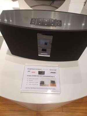 Enceinte Bose SoundTouch 20 Series II - Noir (iConcept - Tarbes 65)