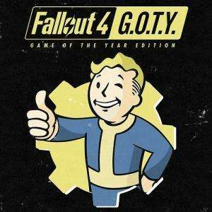 Fallout 4: Game of the Year Edition PC (Dématérialisé - Steam)