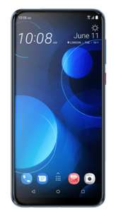 Smartphone HTC Desire 19+ - HD+, 64 Go, Starry Blue, Dual SIM
