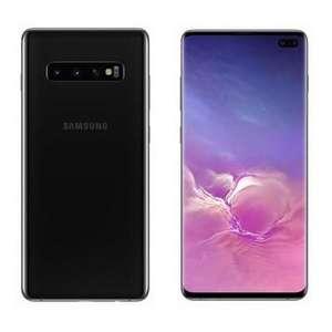 "Smartphone 6.4"" Samsung Galaxy S10+ Plus - 128 Go, Noir Prisme"