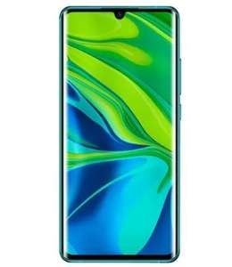 "Smartphone 6.47"" Xiaomi Mi Note 10 - 128 Go, Vert aurore (379.99€ avec le code CR20 + 20€ en SuperPoints)"