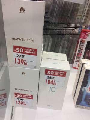 """Smartphone 5.84"""" Huawei P20 Lite (4 Go de RAM, 64 Go) - Vaulx-en-Velin (69)"""