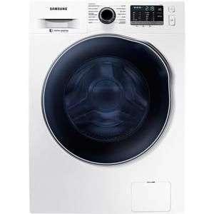 [Cdiscount à volonté] Lave linge séchant Samsung WD80J5B30AW - 8 kg / 6 kg, 1400 trs/min, Classe B, Moteur Digital Inverter