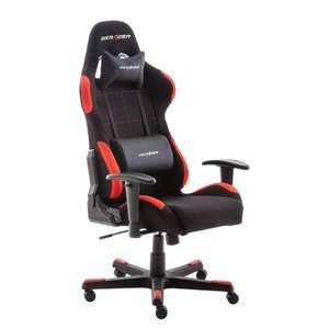 Fauteuil de bureau DX-Racer 1 I - noir / rouge