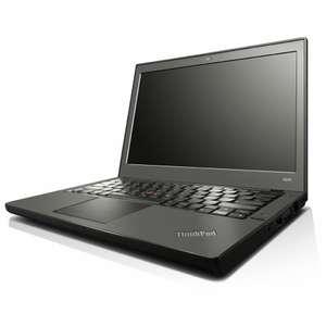 """PC Portable 12.5"""" Lenovo Thinkpad X240 - i5-4300U, 8 Go de Ram, 120 Go SSD (Reconditionné)"""