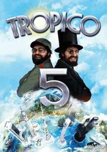 Jeu Tropico 5 sur PC (Dématérialisé, Steam)