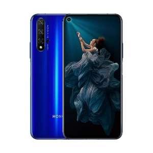 """Smartphone 6,26"""" Honor 20 - Full HD+, Kirin 980, RAM 6 Go, ROM 128 Go (Via ODR 50€ - 257.12€ via le code FEBSHOT12)"""