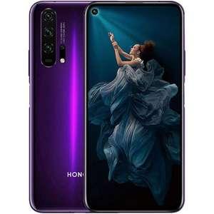 "Smartphone 6.26"" Honor 20 Pro - full HD+, Kirin 980, 8 Go de RAM, 256 Go, noir (via ODR de 50€ - 346.8€ via FEBSHOT12) - vendeur Darty"