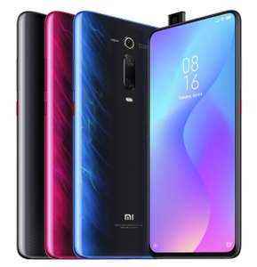 "Smartphone 6.39"" Xiaomi Mi 9T - 128 Go, 6 Go de RAM, Bleu, 4G (avec B20)"