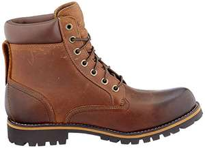 Bottes Homme Timberland Rugged 6 inch Plain Toe Waterproof - Tailles 39 à 45