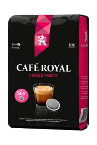 56 dosettes Café Royal compatible Senseo - Maxi Lot Pontault-Combault (77)