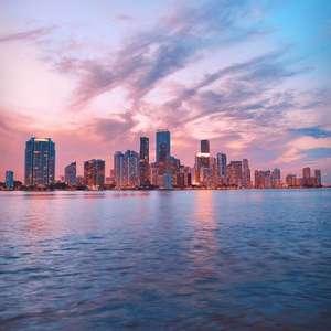 Sélection de Vols directs A/R Paris (Orly) <-> Miami en promotion - Ex: Du 22 au 29 avril
