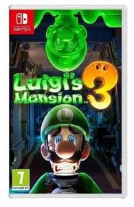 Luigi's Mansion 3 sur Nintendo Switch