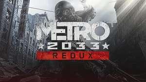 Metro 2033 Redux ou Metro Last Light Redux sur PC (Dématérialisés - DRM-Free)