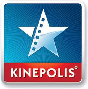8 places de cinéma en complexe Kinépolis - Sélection de villes