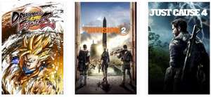 [Gold/Game Pass Ultimate] Just Cause 4 et Dragon Ball FighterZ jouables gratuitement sur Xbox One ce week-end