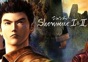Jeu Shenmue I & II sur PC (Frais inclus, Dématérialisé - Steam)