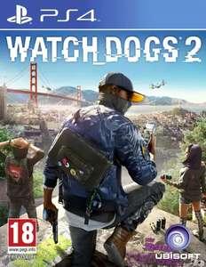 Jeu Watch Dogs 2 sur PS4