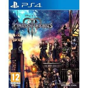 Sélection de jeux PS4 & Xbox One en promotion - Ex : Kingdom Hearts 3