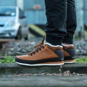 Boots New Balance H754LFT pour Homme - Cuir Marron (sneakerstudio.fr)