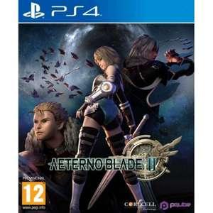 Jeu Aeternoblade 2 sur PS4