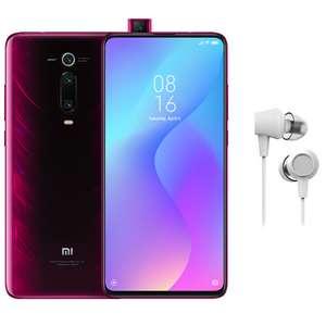 """Smartphone 6.39"""" Xiaomi Mi 9T (FHD+, Snapdragon 730, RAM 6 Go) + Écouteurs offerts - 128 Go à 265.41€ & 64 Go à 237.91€ (Via l'application)"""