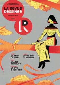 Accès gratuit au Magazine La Revue Dessinée (Dématerilisé)