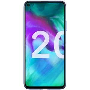 """Smartphone 6,26"""" Honor 20 - Full HD+ IPS, Kirin 980, 6 Go RAM, 128 Go ROM, 3750 mAh, Bleu"""