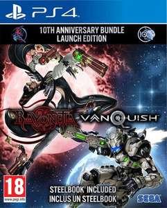 Bayonetta & Vanquish 10th Anniversary Bundle sur PS4