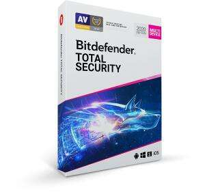 [Nouveaux Clients] 3 mois d'abonnement gratuit au Logiciel Bitdefender Suite Total Security (Dématérialisé)