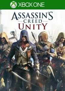 Assassin's Creed: Unity pour Xbox One (dématérialisé)