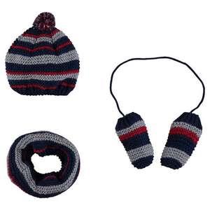 [Membres Orchestra] Jusqu'à 70% de réduction sur la mode et 50% sur la puériculture - Ex : Ensemble bonnet écharpe et moufles en tricot