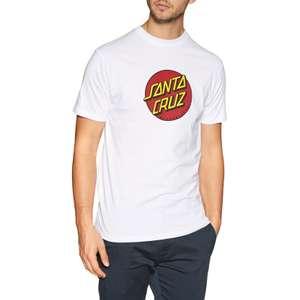 T-Shirt à manche courte Santa Cruz Classic Dot - Différentes tailles