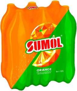 Pack de 6 bouteille de Sumol - 6x1.5L
