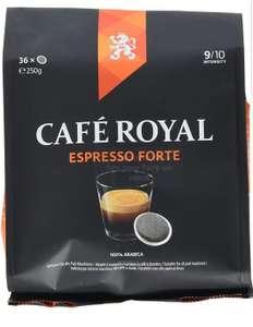 180 dosettes de café Café Royal Senseo Espresso Forte
