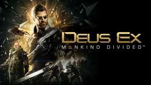 Jeu Deus Ex: Mankind Divided sur PC (Dématérialisé, Steam)