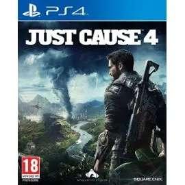 Just Cause 4 sur PS4 - Jeu FR / Boitier UK (+0,63€ en SuperPoints)
