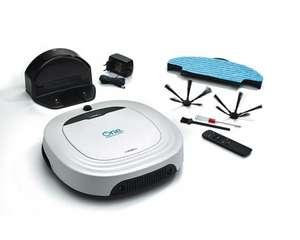 Robot aspirateur laveur Aqua One