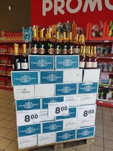 Bouteille de champagne Charles Cazanove Brut ou Rosé (75 cl) - Saint-Memmie (51)