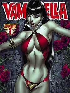 Sélection de comics gratuit dématérialisé - Ex : Vampirella (2011) - Tome 1
