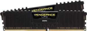 Kit Mémoire RAM Corsair Vengeance LPX (CMK16GX4M2B3000C15) - 16 Go (2 x 8 Go), DDR4, 3000 MHz, CL15