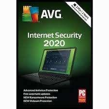 Logiciel antivirus AVG Internet Security 2020 gratuit sur PC - Licence de 13 Ans, 1 appareil (Dématérialisé)