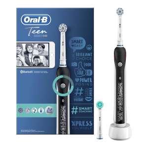 Brosse à Dents électrique rechargeable Oral-B Teen - Black (shop-pharmacie.fr)